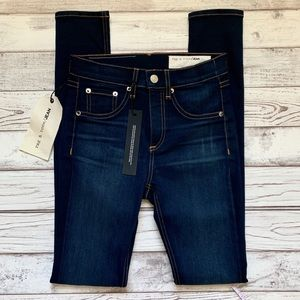 NWT rag & bone Bedford High Rise Skinny Jeans 24
